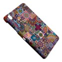Ornamental Mosaic Background Samsung Galaxy Tab Pro 8.4 Hardshell Case View4