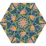 Floral Fantsy Pattern Mini Folding Umbrellas