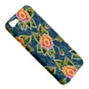 Floral Fantsy Pattern Apple iPhone 5 Hardshell Case View5