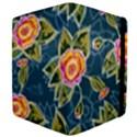 Floral Fantsy Pattern Apple iPad 2 Flip Case View4