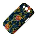 Floral Fantsy Pattern Samsung Galaxy S III Classic Hardshell Case (PC+Silicone) View4