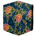Floral Fantsy Pattern Samsung Galaxy Tab 10.1  P7500 Flip Case View4