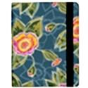 Floral Fantsy Pattern Samsung Galaxy Tab 8.9  P7300 Flip Case View2