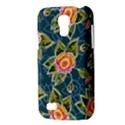 Floral Fantsy Pattern Galaxy S4 Mini View3