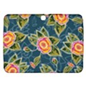 Floral Fantsy Pattern Samsung Galaxy Tab 3 (10.1 ) P5200 Hardshell Case  View1