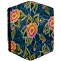 Floral Fantsy Pattern iPad Mini 2 Flip Cases View3