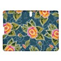 Floral Fantsy Pattern Samsung Galaxy Tab S (10.5 ) Hardshell Case  View1