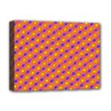 Vibrant Retro Diamond Pattern Deluxe Canvas 16  x 12   View1