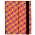 Vibrant Retro Diamond Pattern Apple iPad 3/4 Flip Case View2