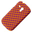 Vibrant Retro Diamond Pattern Samsung Galaxy S3 MINI I8190 Hardshell Case View4