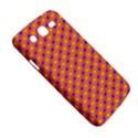 Vibrant Retro Diamond Pattern Samsung Galaxy Mega 5.8 I9152 Hardshell Case  View5