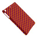 Vibrant Retro Diamond Pattern iPad Air Hardshell Cases View5