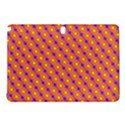Vibrant Retro Diamond Pattern Samsung Galaxy Tab Pro 10.1 Hardshell Case View1