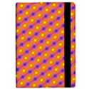 Vibrant Retro Diamond Pattern iPad Mini 2 Flip Cases View2
