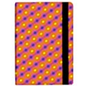 Vibrant Retro Diamond Pattern iPad Air 2 Flip View2