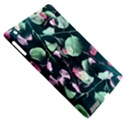 Modern Green And Pink Leaves Apple iPad 3/4 Hardshell Case (Compatible with Smart Cover) View5