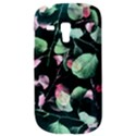 Modern Green And Pink Leaves Samsung Galaxy S3 MINI I8190 Hardshell Case View3
