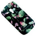 Modern Green And Pink Leaves Samsung Galaxy S3 MINI I8190 Hardshell Case View5