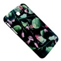 Modern Green And Pink Leaves Samsung Galaxy Tab 3 (7 ) P3200 Hardshell Case  View5