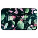 Modern Green And Pink Leaves Samsung Galaxy Tab 3 (8 ) T3100 Hardshell Case  View1