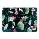 Modern Green And Pink Leaves Samsung Galaxy Tab Pro 12.2 Hardshell Case View1