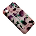 Spiral Eucalyptus Leaves Apple iPhone 3G/3GS Hardshell Case (PC+Silicone) View5