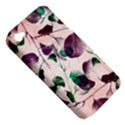 Spiral Eucalyptus Leaves Apple iPhone 4/4S Hardshell Case (PC+Silicone) View5