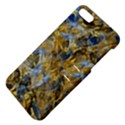 Antique Anciently Gold Blue Vintage Design Apple iPhone 5 Hardshell Case with Stand View4