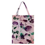 Spiral Eucalyptus Leaves Classic Tote Bag
