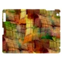 Indian Summer Funny Check Apple iPad 3/4 Hardshell Case View1