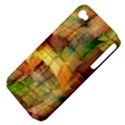 Indian Summer Funny Check Apple iPhone 4/4S Hardshell Case (PC+Silicone) View4
