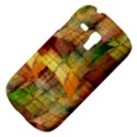 Indian Summer Funny Check Samsung Galaxy S3 MINI I8190 Hardshell Case View4