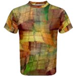 Indian Summer Funny Check Men s Cotton Tee