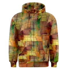 Indian Summer Funny Check Men s Zipper Hoodie by designworld65