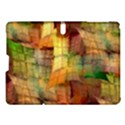 Indian Summer Funny Check Samsung Galaxy Tab S (10.5 ) Hardshell Case  View1