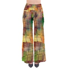Indian Summer Funny Check Pants