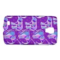 Cute Violet Elephants Pattern Galaxy S4 Active View1