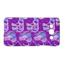 Cute Violet Elephants Pattern Samsung Galaxy A5 Hardshell Case  View1