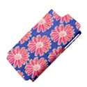 Pink Daisy Pattern Apple iPhone 5 Hardshell Case (PC+Silicone) View4