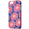 Pink Daisy Pattern Apple iPhone 5 Classic Hardshell Case View3