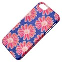 Pink Daisy Pattern Apple iPhone 5 Classic Hardshell Case View4