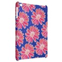 Pink Daisy Pattern Apple iPad Mini Hardshell Case View2