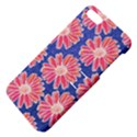 Pink Daisy Pattern Apple iPhone 5 Hardshell Case with Stand View4