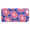 Pink Daisy Pattern Apple iPhone 5 Premium Hardshell Case View1