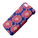 Pink Daisy Pattern Apple iPhone 5 Premium Hardshell Case View4
