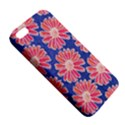 Pink Daisy Pattern Apple iPhone 5 Premium Hardshell Case View5