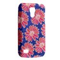 Pink Daisy Pattern Galaxy S4 Mini View2