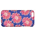 Pink Daisy Pattern Apple iPhone 6 Plus/6S Plus Hardshell Case View1