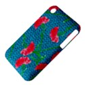 Carnations Apple iPhone 3G/3GS Hardshell Case (PC+Silicone) View4