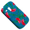 Carnations Samsung Galaxy S3 MINI I8190 Hardshell Case View5